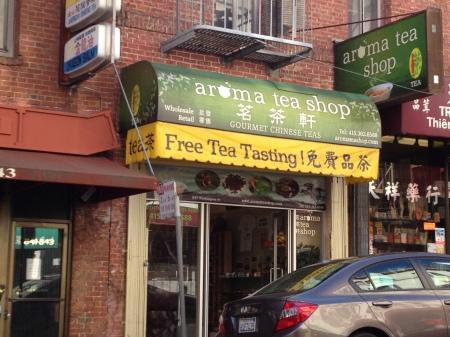 tea sh