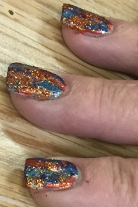 Donna's nails