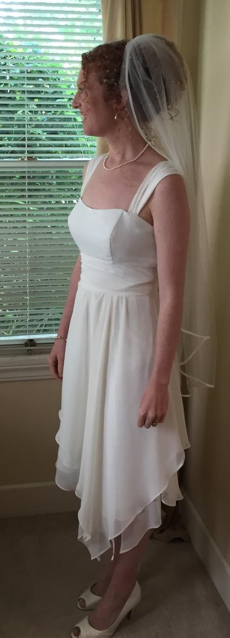 Vanessa's bride photo