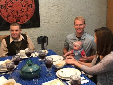 Max, Eric and Madi