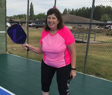 pickleball Annie